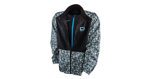 ONeal Shore II Rain Jacket Men black/grey